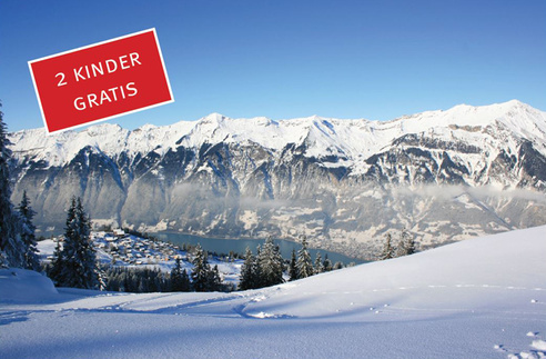 Family Ski Package Axalp Brienz