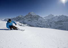 Interlaken - Jungfrau Ski Package