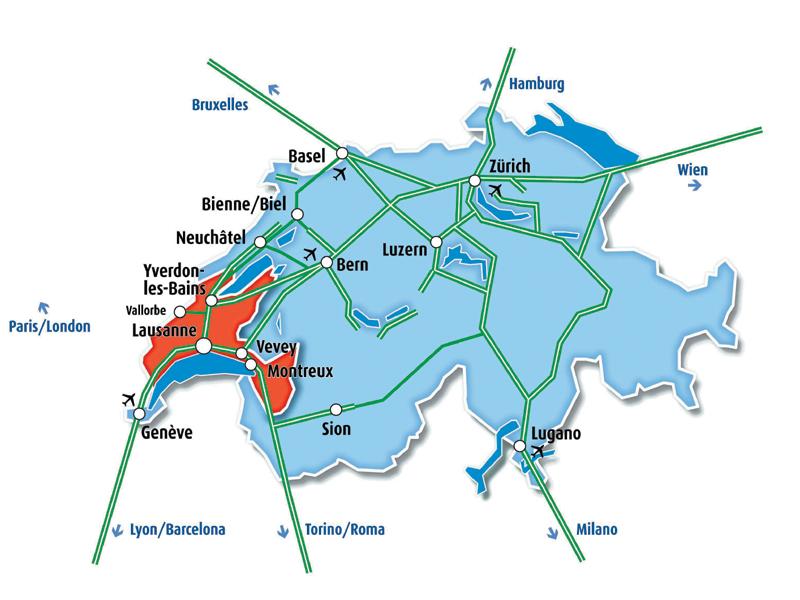 Orbe yverdon les bains region jura lac suisse for Location yverdon suisse