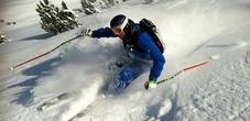 Marco Büchel Skifahren