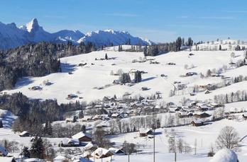 Sigriswil, Gunten, Ringoldswil, Schwanden & Tschingel