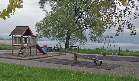 spielplatz seeplatz h nenberg see zug tourismus. Black Bedroom Furniture Sets. Home Design Ideas