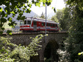 Train Aigle–Ollon–Monthey–Champéry, Aigle