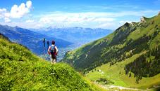 Neuer Wanderführer Liechtenstein