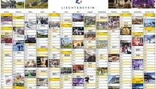 Neuer Jahreskalender