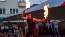 Buskers Strassenfestival Vaduz