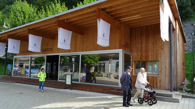 Liechtenstein Center / Tourist Information
