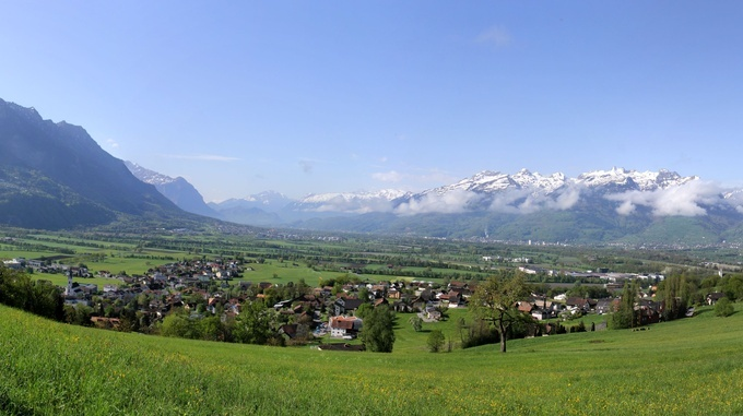 Eschnerberg trail