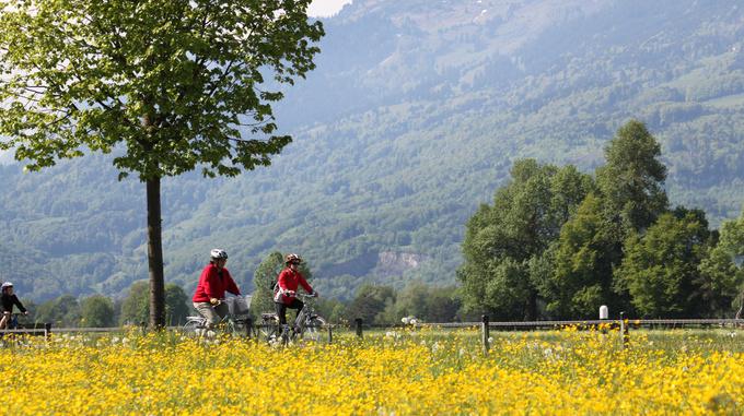 slowUp Liechtenstein