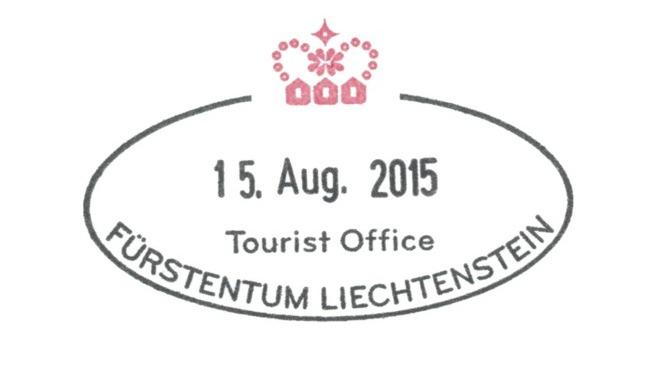 Souvenir stamp