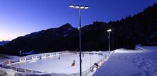 Eisplatz Malbun