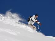 Des pentes neigeuses fabuleuses pour le ski et le snowboard !