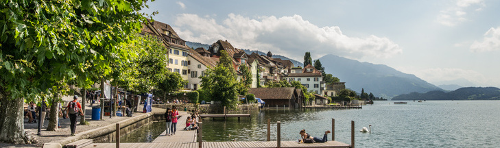 City tours in Zug