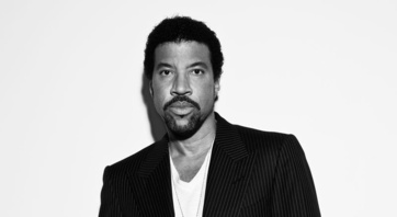 Motown-Legende, Oscar- und 4-facher Grammy-Gewinner LIONEL RICHIE.