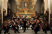 Concert in the St. Mauritius parish church
