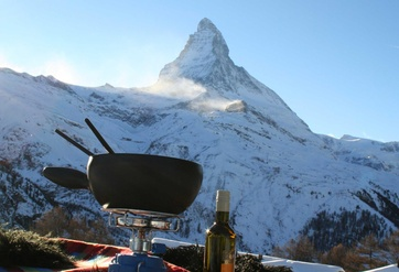 Das heisss-kalte Outdoor-Erlebnis: Fondue Picknick im Freien