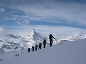 Zermatt: A paradise for ski tours