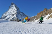 360 km of pure snow sport fun at the Matterhorn ski paradise.