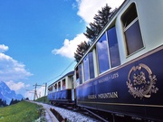Train du Chocolat Montreux-Broc, Montreux