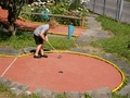 Mini-golf, Leysin