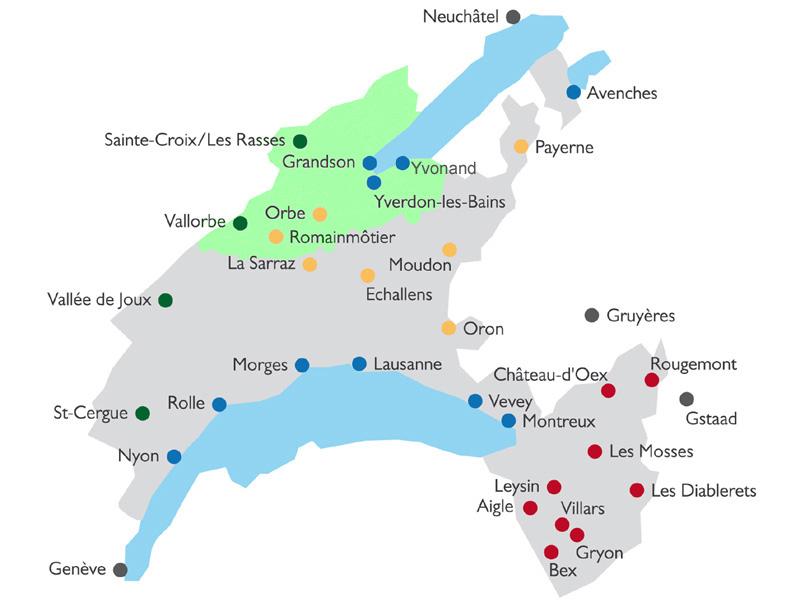 Yverdon les bains region jura lac suisse tourisme for Piscine du lac tours tarif