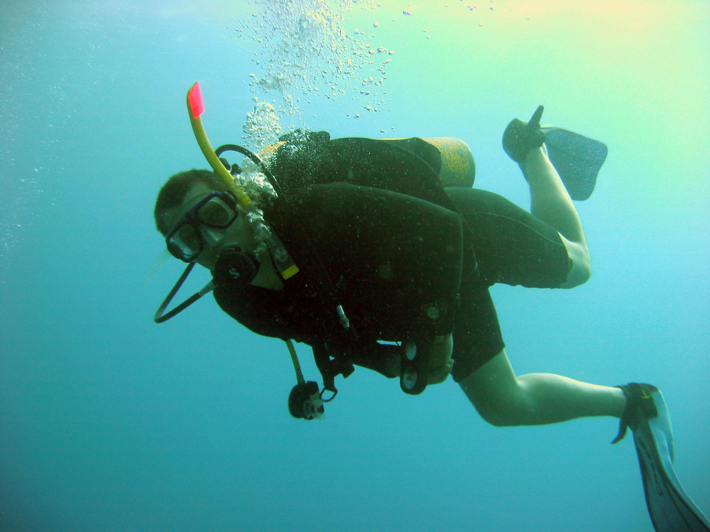 Préverenges : brevet de plongée PADI Scuba Diver chez Deep Turtle pour 295 au