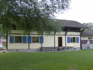 Holiday cabin for girl scouts, Yverdon-les-Bains