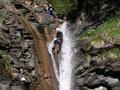 Canyoning, rafting