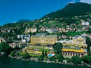 © Fairmont Le Montreux Palace